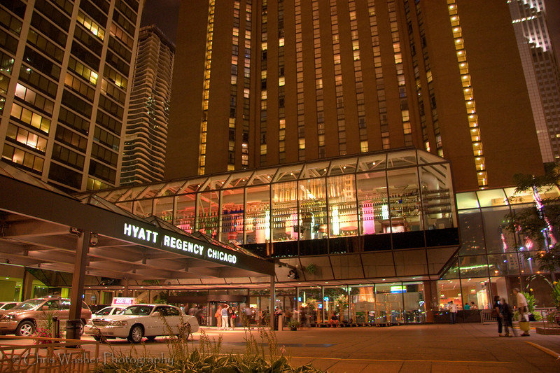 Hyatt Regency Hotel Chicago