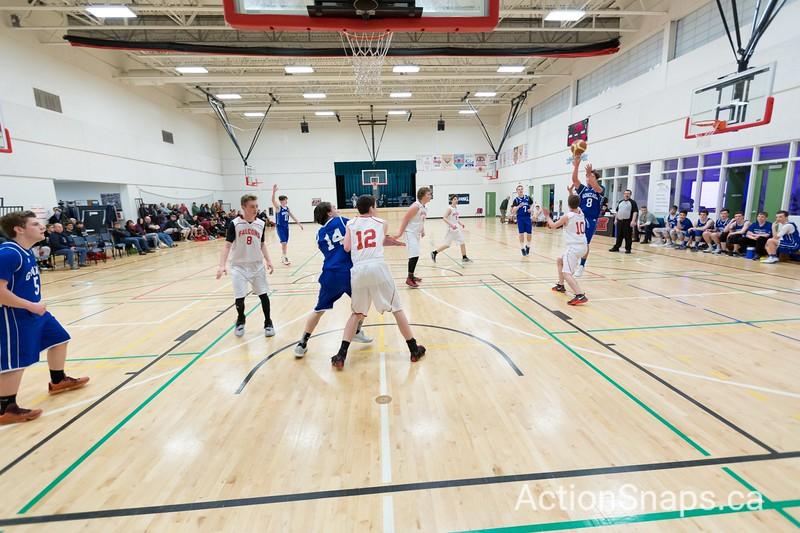 NLBA 2017 East Coast Provincial Grade 10 Boys A Champs