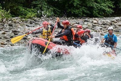 Activities - Rafting