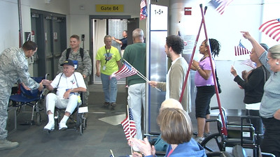 F07 - BWI Heroes Welcomed