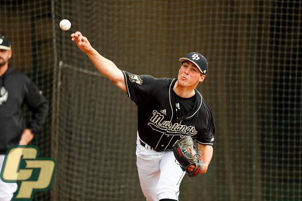 Cal Poly Baseball Vs. UCR 04252021