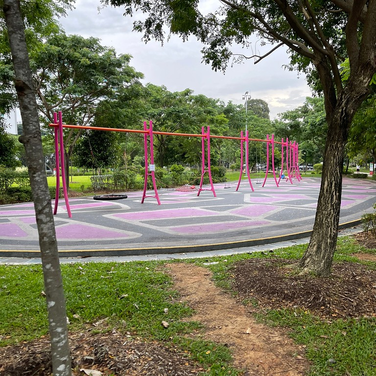 The PlayGround at Area C