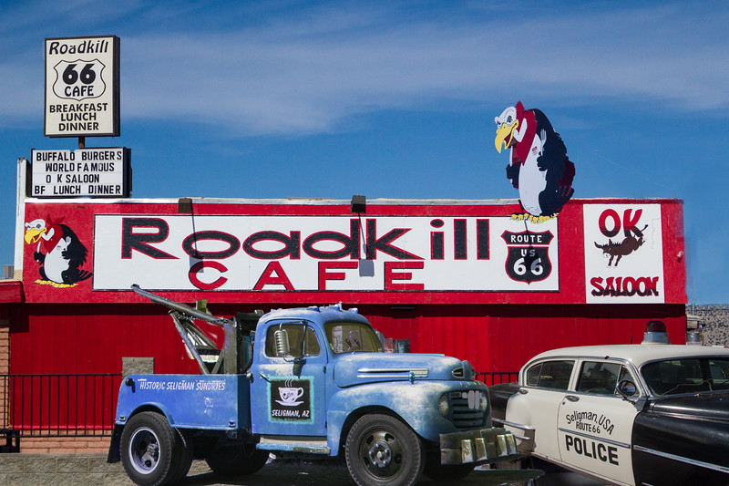 Roadkill Cafe--Lunch Anyone?