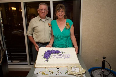 Sommers 50th Wedding Anniversary