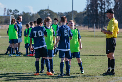 12/2/2017 U14B vs. West Florida Flames Celtic