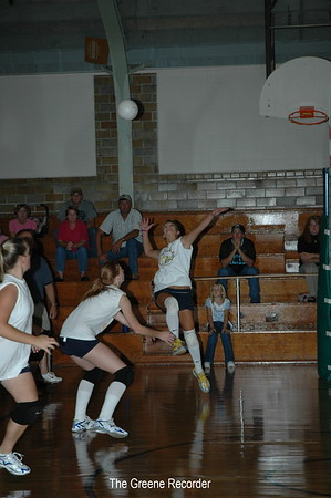 Volleyball Scrimmage
