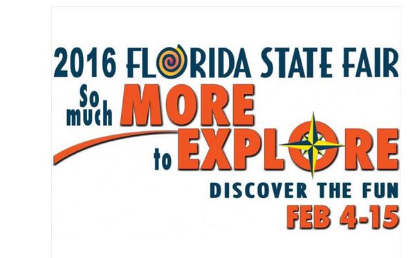 2016-02-10...Florida State Fair...One day visit...Tampa,Fl