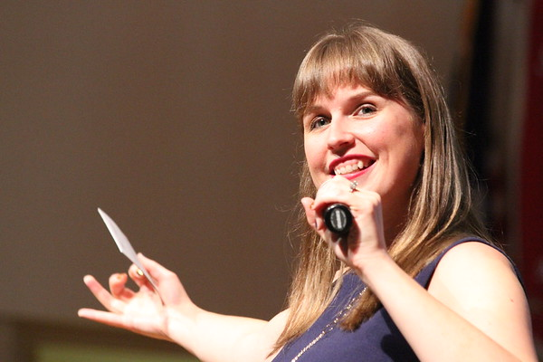 Author Marissa Meyer (11.6.18)