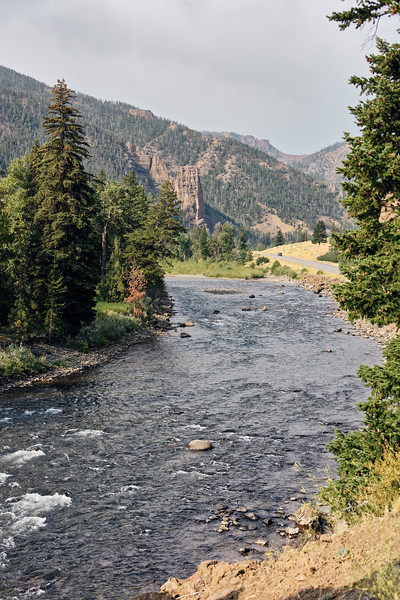 12 Cody to Yellowstone