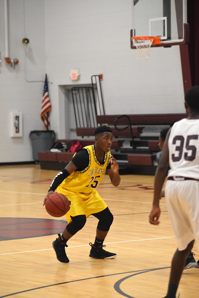 Quitman Middle vs Charleston Middle School