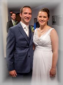 Justin and Marsha Wedding