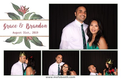 Grace and Brandon's Wedding
