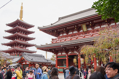 Japan - Tokyo - Senso-ji Temple