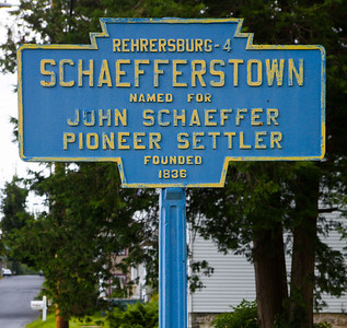 Schaeffer Family & New Schaefferstown