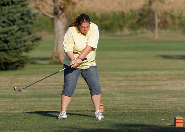 SNHS Girls Golf vs WC-Winamac 2010