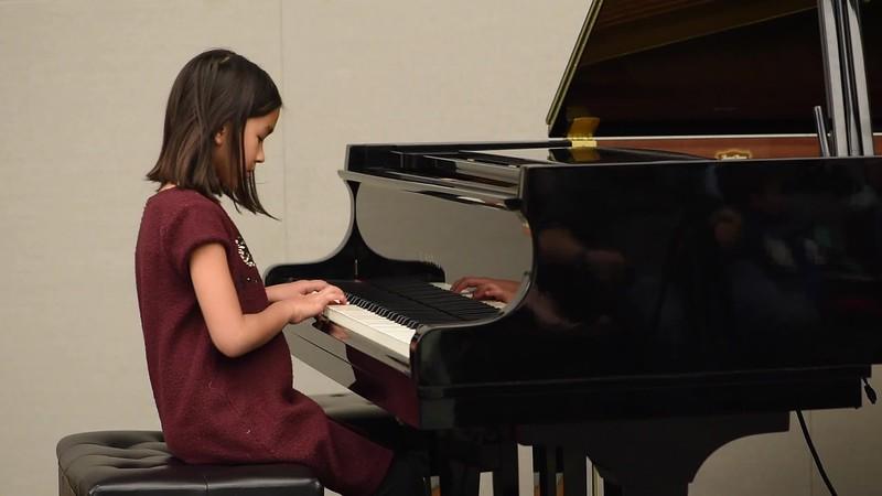 2017 Piano Recital - Molly Foltynewicz