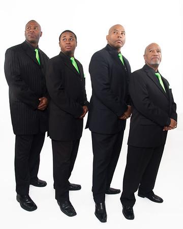 Mighty Men of Faith Grace Album