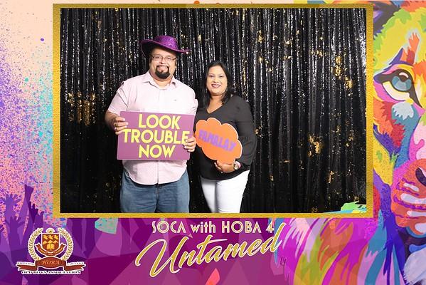 Soca with Hoba 2020 (Photobooth)