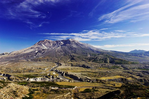 Day 07: Mt. Saint Helens