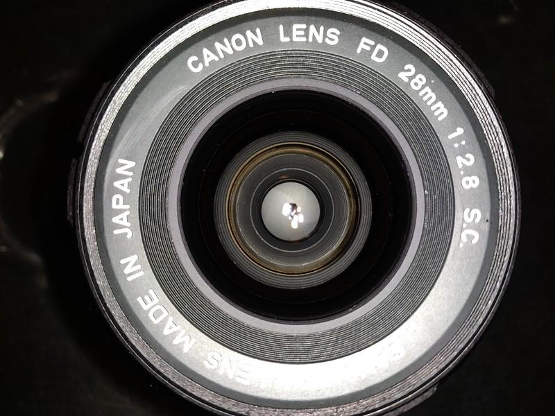 Canon FD 28 mm 2.8 S.C. - Serial S902 & 284189 007.jpg