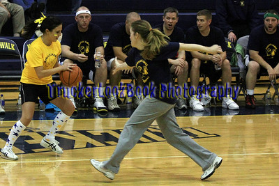 2008 Spring Chickens vs. Old Turkeys / Key Club Charity Basketball Game