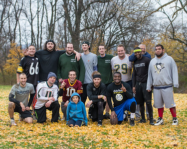 Football and TurkeyBowl