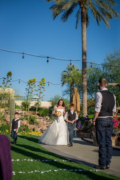 Ackerman-Vela Wedding, Paridise Valley, AZ