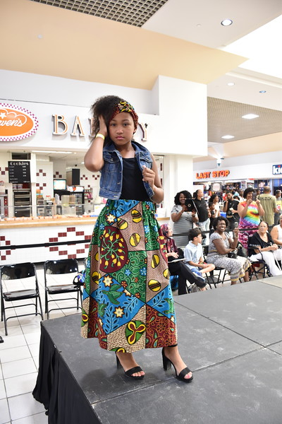 2019 FASHION SHOW BELTWAY PLAZA MALL