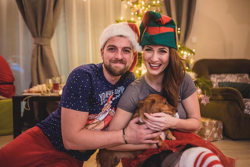 Merry Vánoce with přáteli