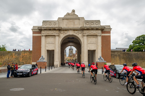 Day 2 Calais to Ypres