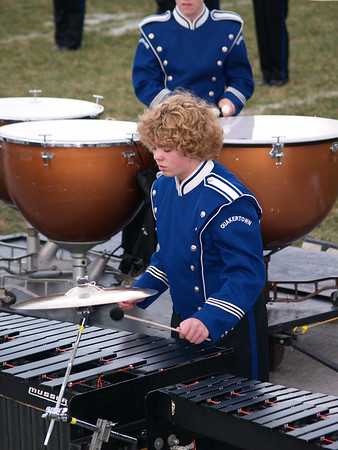 QCHS Marching Band (Seth)