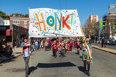 HonkFest Parade 2014