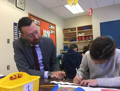 WLS Mr. Williamson Classroom Visits - January 24, 2020