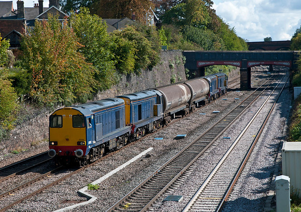 On the Mainline - Sept/Oct 2011