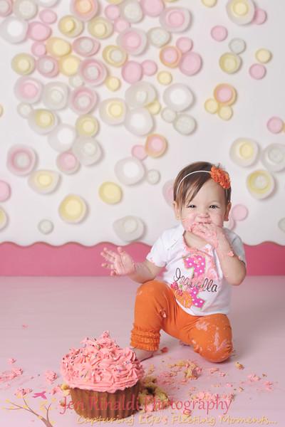 Isabella {1 year/Cake Smash} 9/26/13
