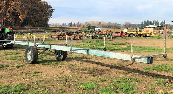 Irrigation trailer #32