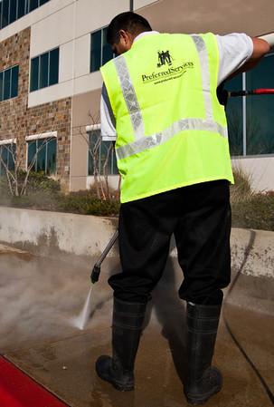 Preferred Services Building Maintenance Inc
