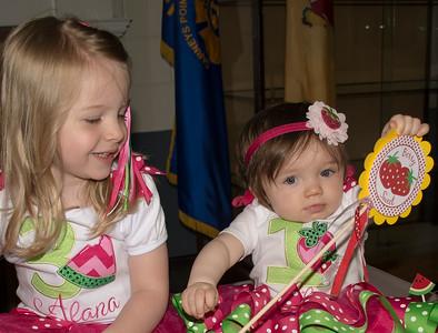 2015 Lila and Alanas  Birthday Party