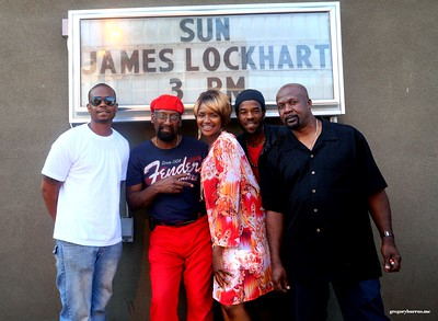 20160628 James Lockhart Band HKC