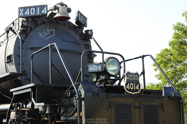 "Union Pacific 4014 ""Big Boy"" 2019 Tour"