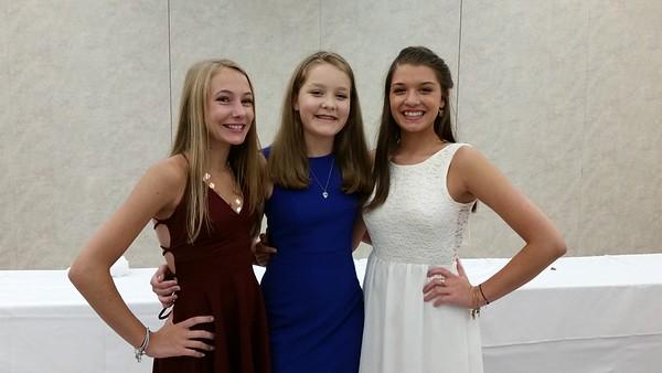 2017 Suzanne's MS Dance Banquet