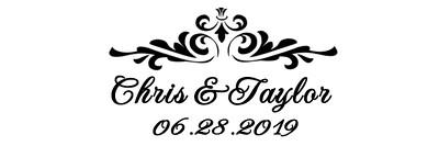 Chris and Taylor 06.28.19