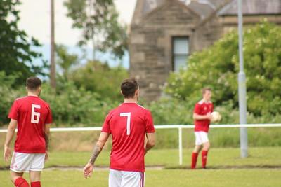 Burgh 4 Kello Rovers 0