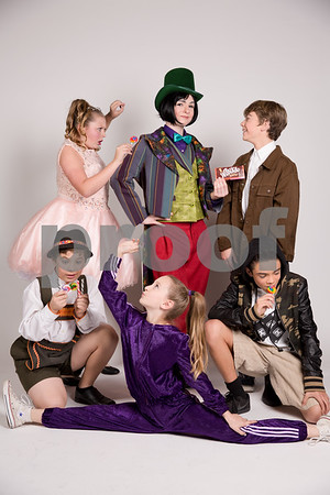 Willy Wonka Promo Photos