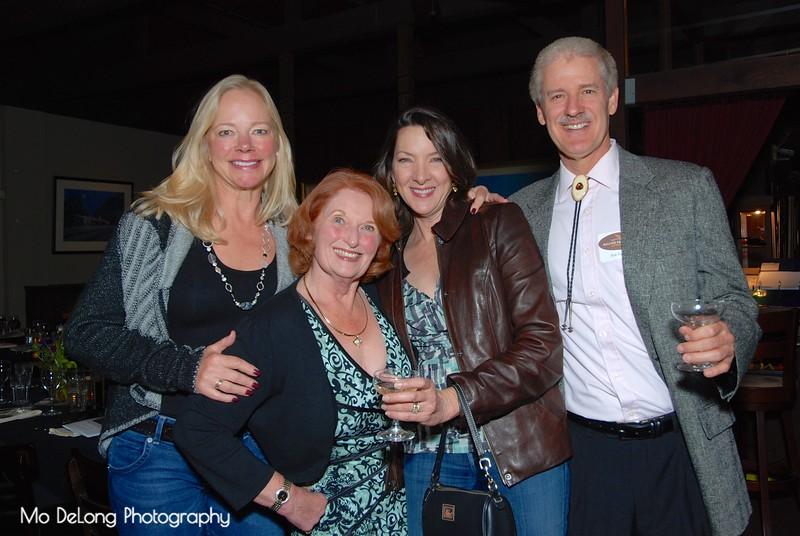 Tina Lambert, Connie Miller, Carolyn Binford and Bob Finston.jpg