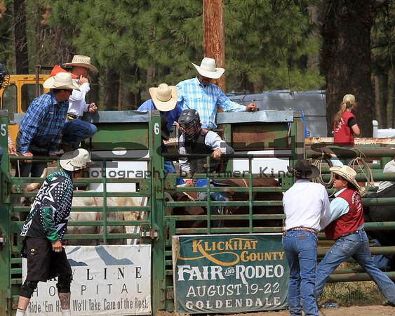 Sunday Performance Glenwwod Rodeo