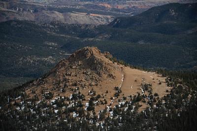 Pikes Peak Winter Photography | Colorado Springs, CO | Nature Photography |  Travel Photography