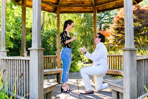 Engaged: Bobby & Jen, 10.10.2019
