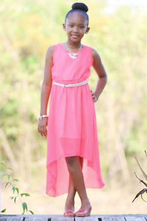 Hilliya's 8th Birthday Photo Shoot