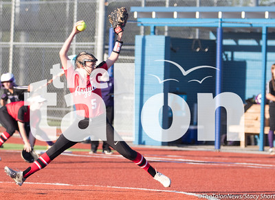 Softball vs. Godley (4-26-19)
